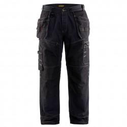 Pantalon de travail X1500 Cordura® Denim Blaklader