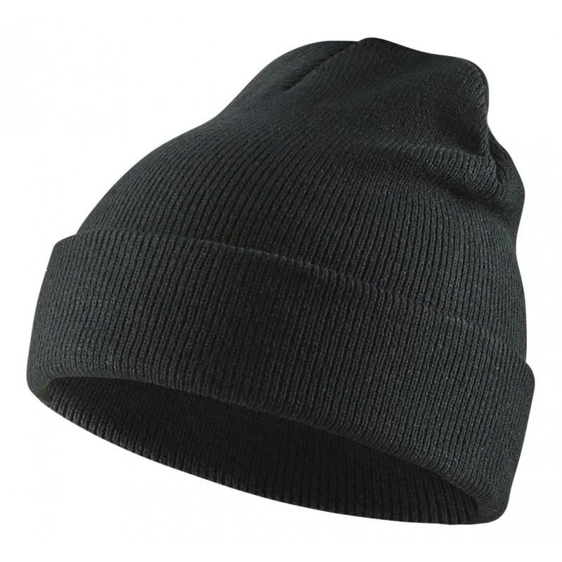 Bonnet tricoté uni Blakalder