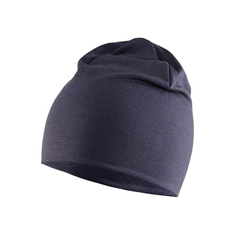 Bonnet en laine mérinos Blakalder