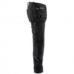 Pantalon artisan softshell 1805 Blaklader