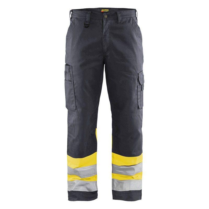 Pantalon haute visibilité 1564 Blaklader