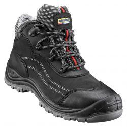 Chaussures de sécurité hautes - Walksafe S3 Noir - Blaklader