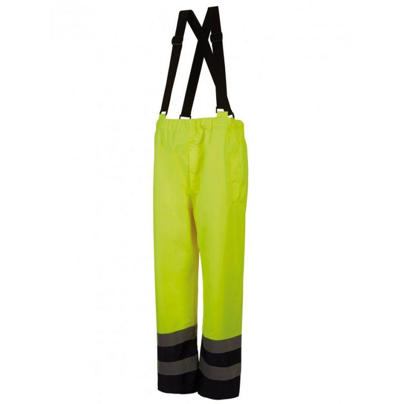 Pantalon de pluie haute-visibilité