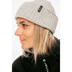 Bonnet Made in france laine recyclée GRIS-NEZ Forest Workwear