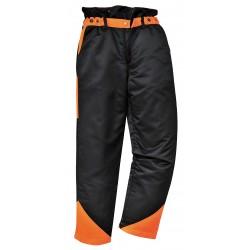 Pantalon de bucheron...