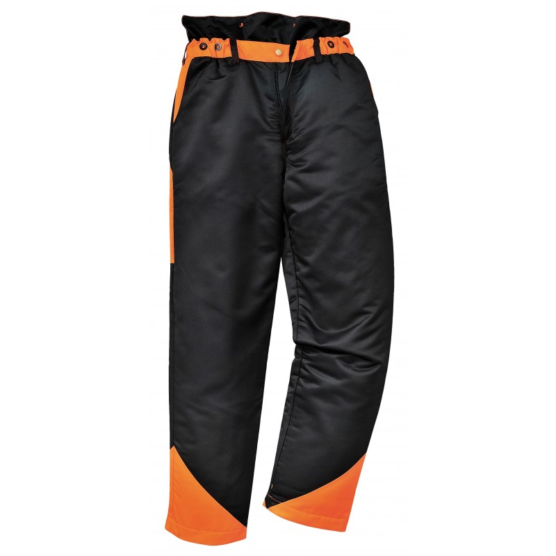 Pantalon de bucheron forestier oak - Pantalon de bucheron ...