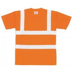 T-Shirt de travail fluo Thaf Premium