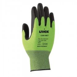 Gants anti-coupure fibre de bambou C500 Uvex