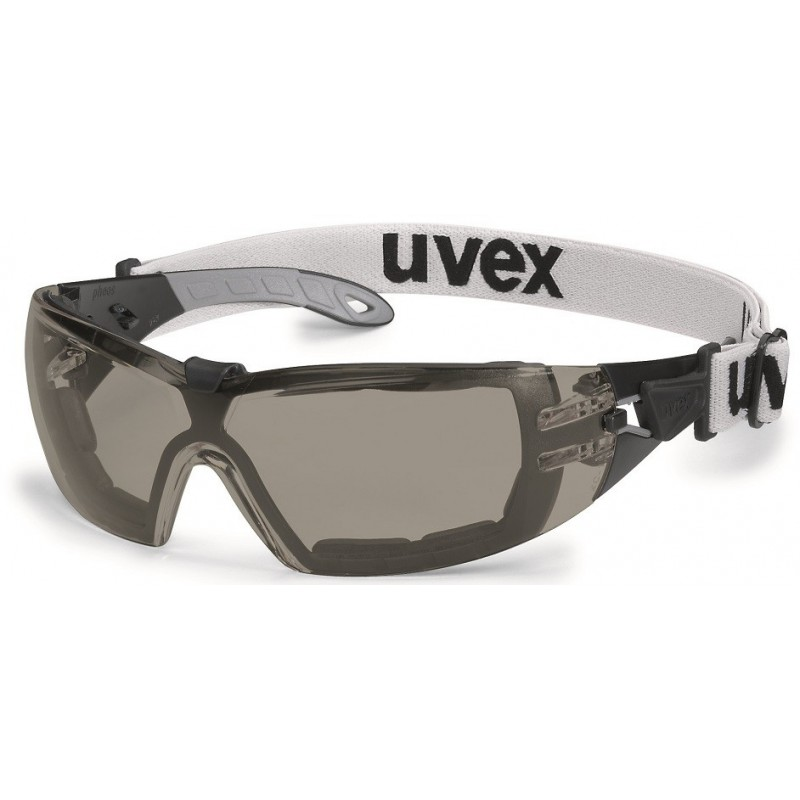 lunettes de protection uv pheos guard uvex. Black Bedroom Furniture Sets. Home Design Ideas