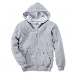 Sweat-shirt capuche zippé CARHARTT