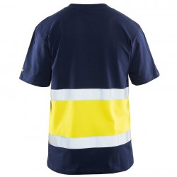 T-Shirt haute visibilité basic 3387 Blaklader
