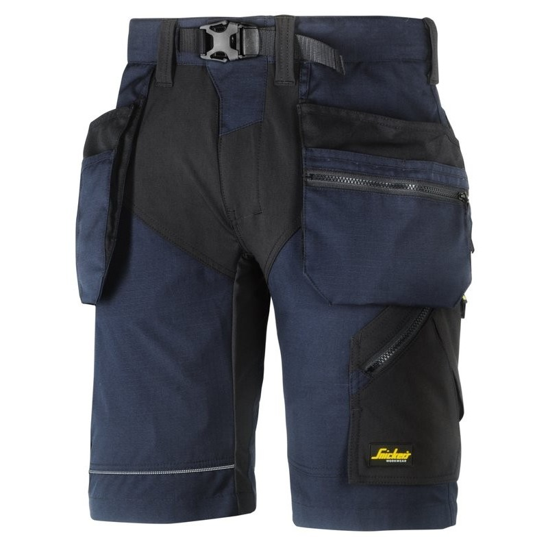 Short avec poches holster+ FlexiWork 6904 Snickers