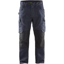 Pantalon service denim stretch 1497 Blaklader