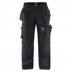 Pantalon de travail hiver X1500 Softshell Blaklader