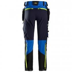 Pantalon de travail FlexiWork 6940, Stretch avec poches holster Snickers
