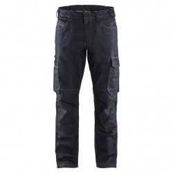 Pantalon service denim stretch 2D 1439 Blaklader