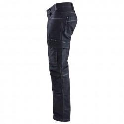 Pantalon service denim stretch 2D 1439 Blaklader