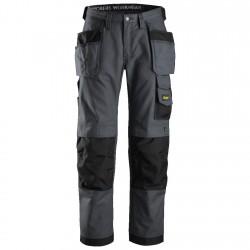 Pantalon de travail Canvas+ 3214 Snickers (avec poches holster)