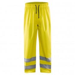 Pantalon de pluie Blaklader 1384 haute-visibilité