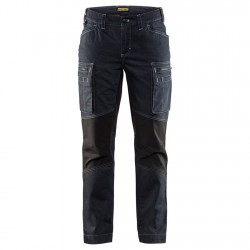 Pantalon denim stretch femme 7159 Blaklader