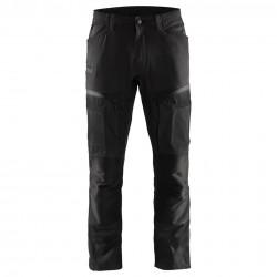 Pantalon de services léger et stretch 1456 Blaklader