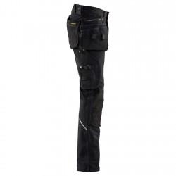Pantalon x1900 artisan stretch 4D Blaklader