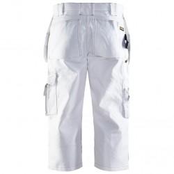 Pantalon de travail Blaklader 1091 Peintre Blanc