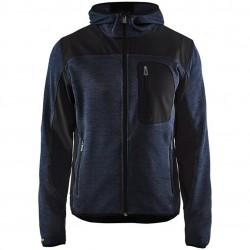 Veste tricotée à capuche 4930 Blaklader