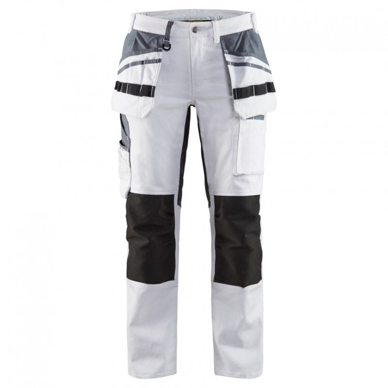 Pantalon de peintre +stretch femme 7910 Blaklader